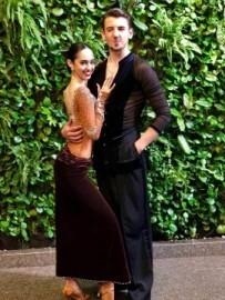 Yurii Martynenko and Katerina Yakovleva - Ballroom Dancer - Kyiv, Ukraine