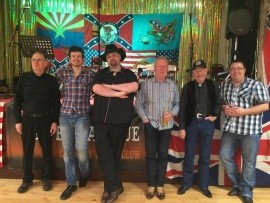 The Chris Dunne Band - Country & Western Band - Longford, South East