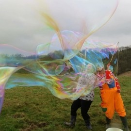 Little Party Heaven - Bubble Performer - Gloucester, South West