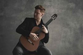 Campbell Diamond - Classical Guitarist - Classical / Spanish Guitarist - Switzerland