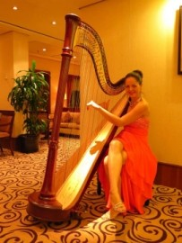 Lara Szabo - Harpist - Southampton, South East