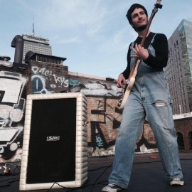 Rafael Minerbo - Bass Guitarist - USA, Massachusetts