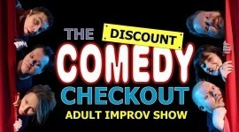THE DISCOUNT COMEDY CHECKOUT - Other Comedy Act - Leeds, North of England