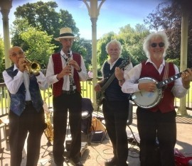 Stamford Stompers Dixieland Jazz Band - Dixieland Jazz Band - Stamford, East of England