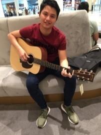 Noel Zandro Cubillo - Guitar Singer - Dubai, United Arab Emirates
