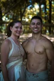 Duo Erick and Christa - Aerialist / Acrobat - Ontario