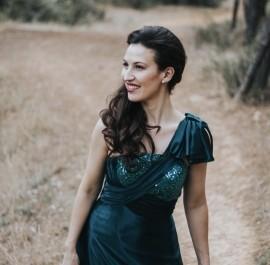 Inés de Arvizu - Classical Singer - Madrid, Spain
