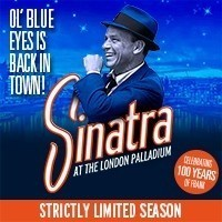 Danny Lopez - Frank Sinatra Tribute Act - United Kingdom, London
