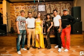 Party band Dizzy Dance - Cover Band - Russia. Astrakhan city., Russian Federation
