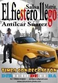 Amilcar Suarez & Salsa Matriz - Function / Party Band - España, Spain