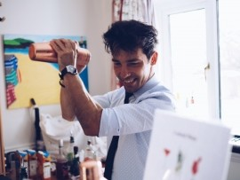 Hire a Private Bartender image