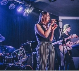 Evie Lythgoe-Cheetham - Jazz Singer - Cricklewood, London
