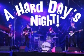 A Hard Day's Night - Beatles Tribute Band - Chepstow, Wales