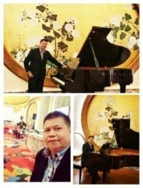 Ricardo M. Carmelotes - Pianist / Keyboardist - Taytay, Rizal
