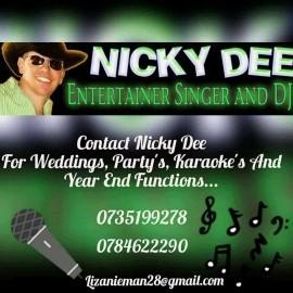 Nicky dee - Karaoke DJ - Hartebeespoort, Gauteng