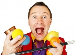 Andy Hiccup - Children's / Kid's Magician - Surrey, South East