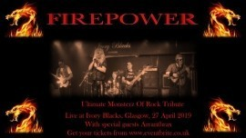 Firepower - Other Tribute Band - Falkirk, Scotland
