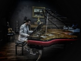 Maxim Eberle - Pianist / Keyboardist - Kazakhstan