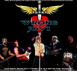 Wrong Jovi - Bon Jovi Tribute Band - Stevenage, East of England