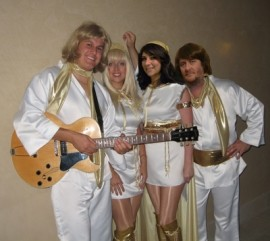 Abba's Angels - Abba Tribute Band - Salisbury, South West