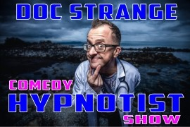 Comedy Hypnotist Chris Doc Strange - Hypnotist - Bristol, South West