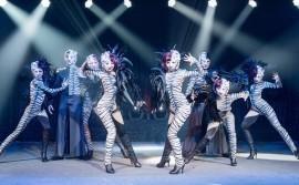 Sarrasani - Stage Illusionist - 01307, Germany