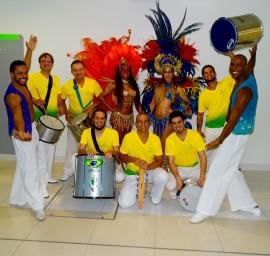 Taste of Brasil - Dance Act - United Kingdom, London