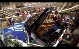 Jeimison - Pianist / Singer - Brazil