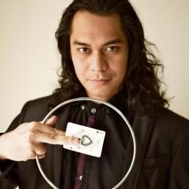 Hafiz Arif - Cabaret Magician - Kuala Lumpur, Malaysia