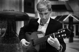Alex Hart - Classical / Spanish Guitarist - uk, London