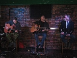 The Sons of Eddie - Acoustic Band - England, Midlands