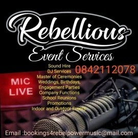 DJ Kevin Rebellious - Party DJ - Durban, KwaZulu-Natal
