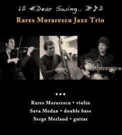 Rares Morarescu Trio -  - Jazz Band - Paris, France