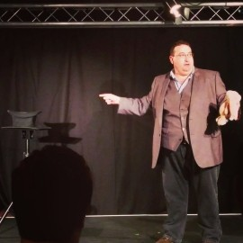 Craig Stephenson - Comedy Cabaret Magician - York, Yorkshire and the Humber