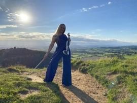 Nadia Violin  - Violinist - Ripon, North of England