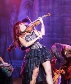 Natasha Ratz - Violinist - Canada, British Columbia