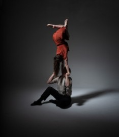 Sam and Sophie - Acrobalance / Adagio / Hand to Hand Act - Bristol, South West