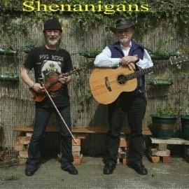 Shenanigans Irish Music Duo - Irish Band - Manchester, North of England
