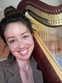 Yiskah - Harpist - Oklahoma City, Oklahoma