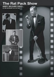 Andy Wilsher Sings...The Rat Pack image