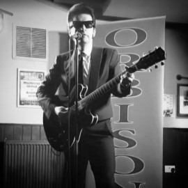 Danny Fisher as Roy Orbison - Other Tribute Act - Leicester, Midlands