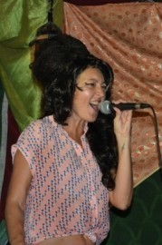 Rocio Starry - Amy Winehouse Tribute - Amy Winehouse Tribute Act - Spain
