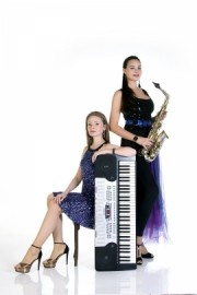 Cherry'n'Mary - music duet - female saxophonist & female singer pianist. - Duo - Russia, Russian Federation