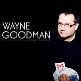 Wayne Goodman - Comedy Cabaret Magician - Newmarket, East of England