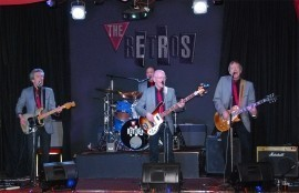 The Retros - Cover Band - Worcester, West Midlands