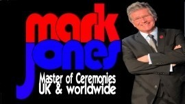Mark Jones - Master of Ceremonies - Compere - London