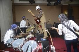 Dabyna  - Rock Band - Lagos, Nigeria