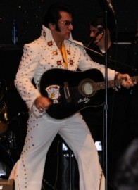 Gene DiNapoli - New York's No.1 Elvis Tribute Show! - Elvis Impersonator - New York City, New York
