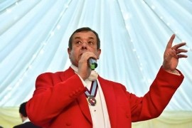 Toastmaster Paul Deacon - Speaker/Toast Master - Great Missenden, South East