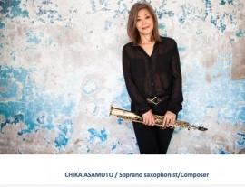 Chika Asamoto - Saxophonist - Japan, Japan